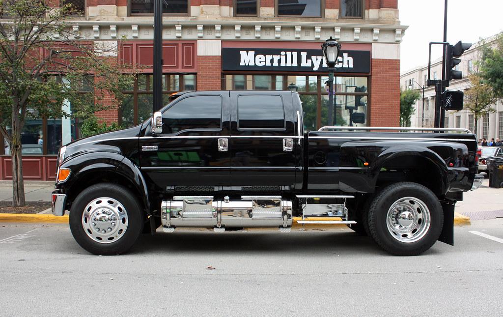 2005 Ford F-650 Super Crewzer Medium Duty Commercial Truck… | Flickr