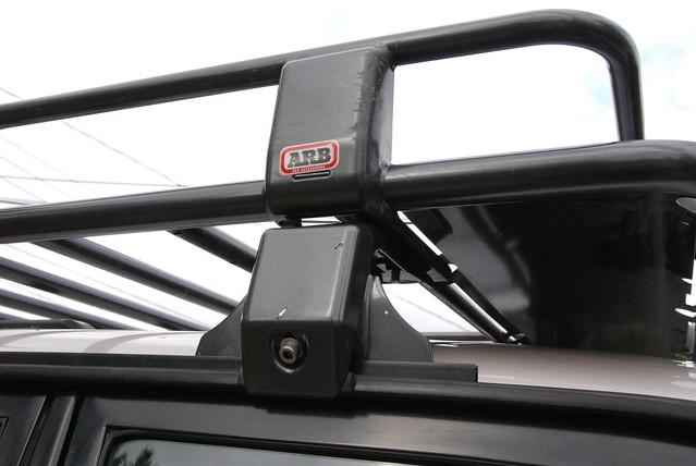 Toyota FJ80 Land Cruiser ARB Roof Rack Installation | Flickr
