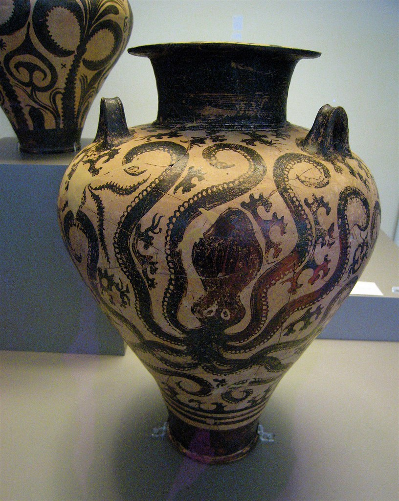 Mourners on greek vases remarks on