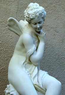 Female Nude Nymph Angel | by The SHED Gallery