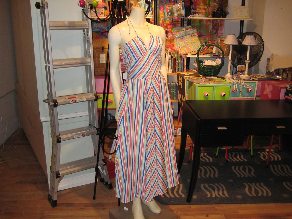 Ralph lauren sun dress all proceeds help us continue the for Housing works thrift shop auctions