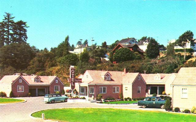 Motel  In Astoria