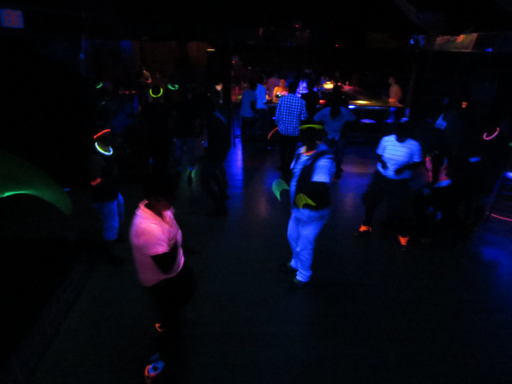 rainbow mountain resort illumination weekend glow stick bl… | flickr
