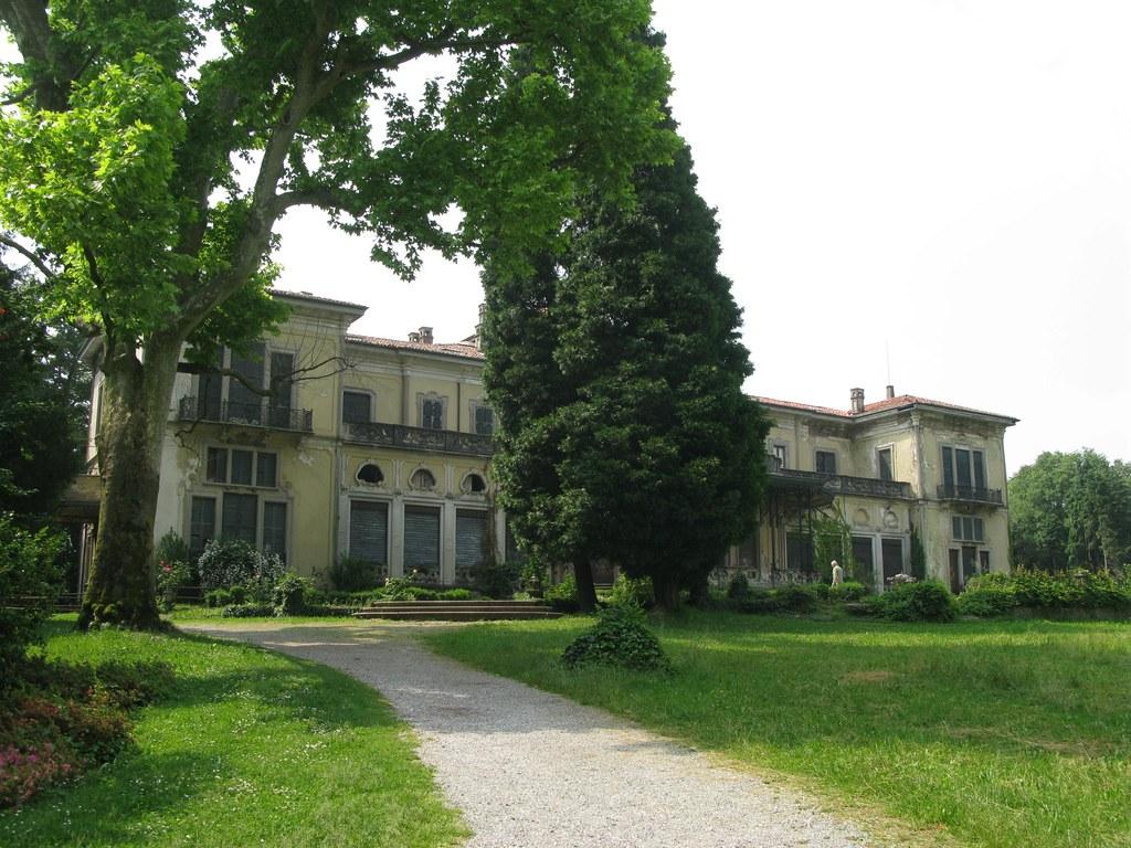 Villa D Adda Lambrenedetto