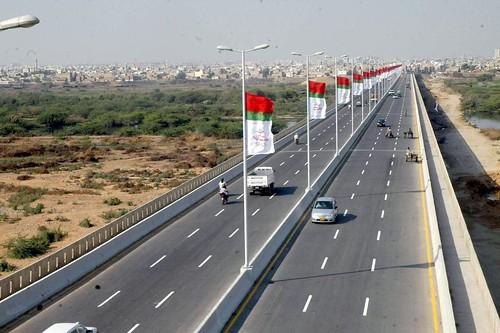 Karachi Korangi Bridge