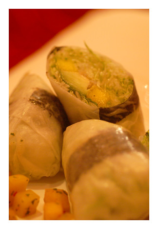 Lilli and Loo Fresh Saigon Roll | by yumcat