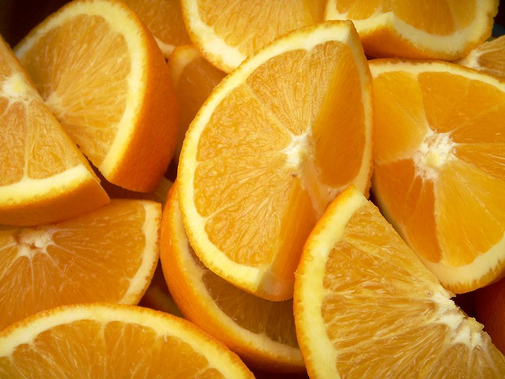 The Joy of Fresh Oranges!