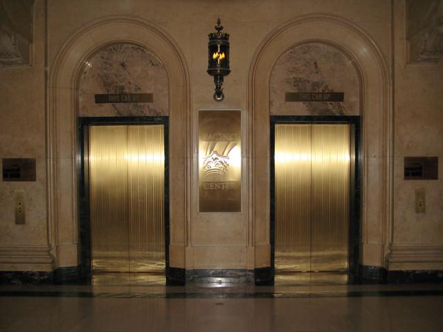 Resultado de imagen de ricardo diaz elevator doors