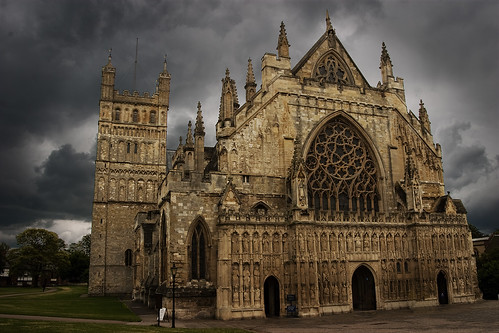 Exeter Cathedral | by JeremyHall