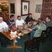 At the MySQL Community Dinner