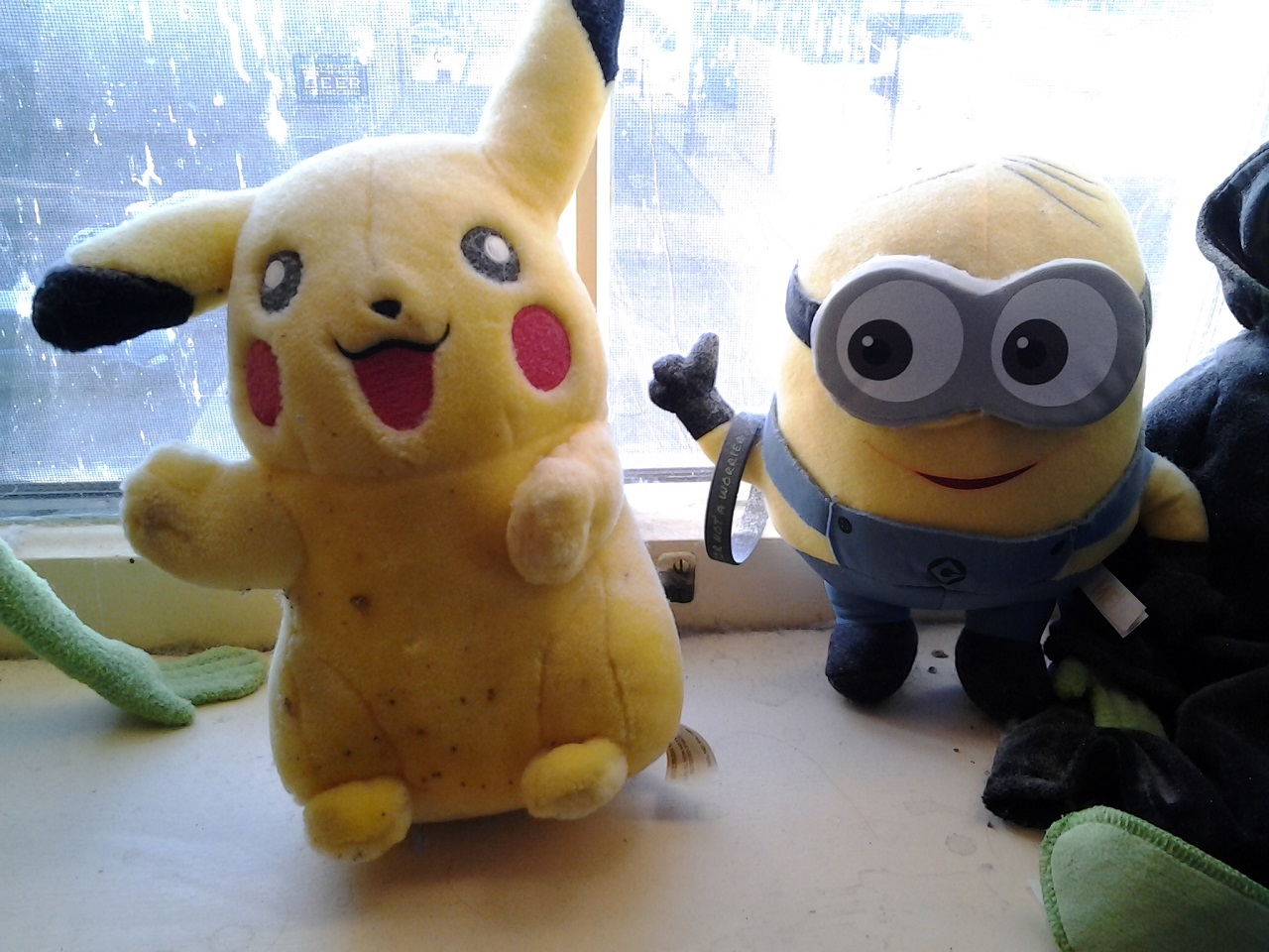 Yellow Plushies
