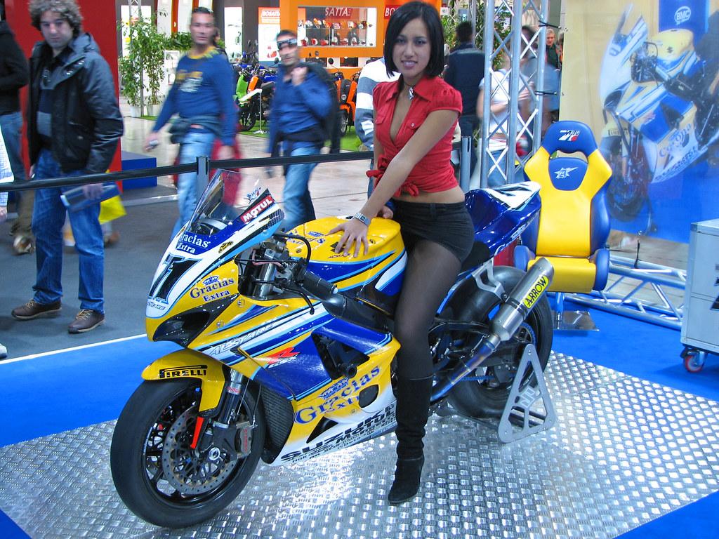 Eicma Show 07 Suzuki Superbike Gsx R 1000 Francesco Dazzi Flickr