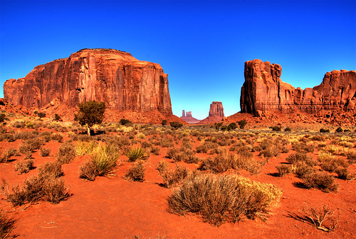 Monument Valley | by Thad Roan - Bridgepix