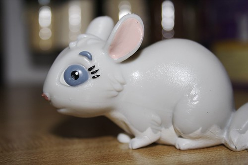 Chinchilla Toy For Kids