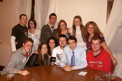 Simon with some friends at the Quiz Night | by simonharris.wicklow