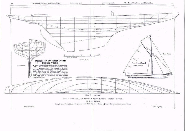 model yachts plans  build your boat  traditional wooden