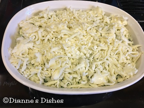 Spinach Artichoke Dip: Ready to Bake