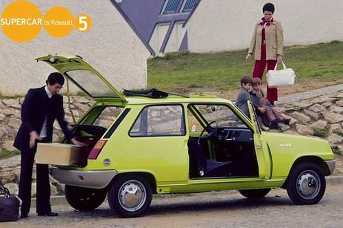 Renault-5 TL 1972