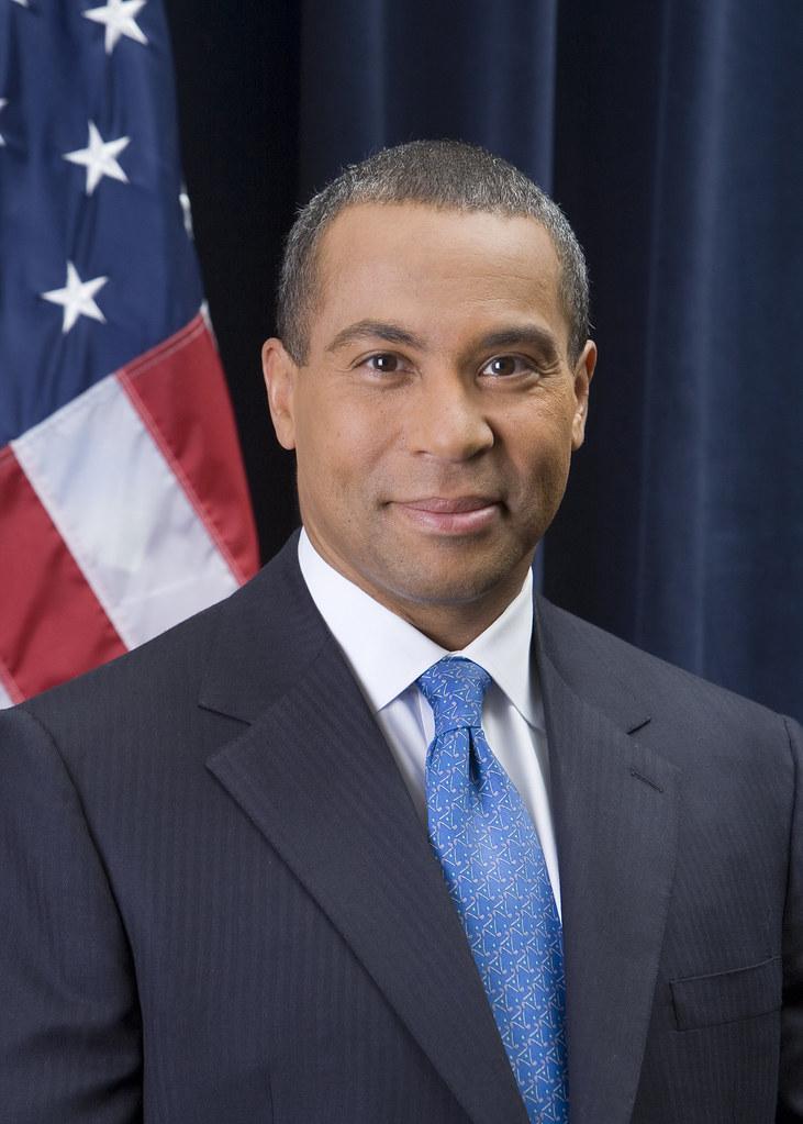 Deval Laurdine Patrick Governor Of Massachusetts Patrick Flickr - Governor of massachusetts