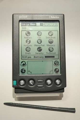 US Robotics Palm Pilot 5000 | by digitalbear
