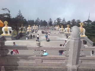 Top of Mount Emei 2 | by Willem vdh