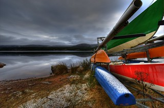 Rowing Boats | by David Blades