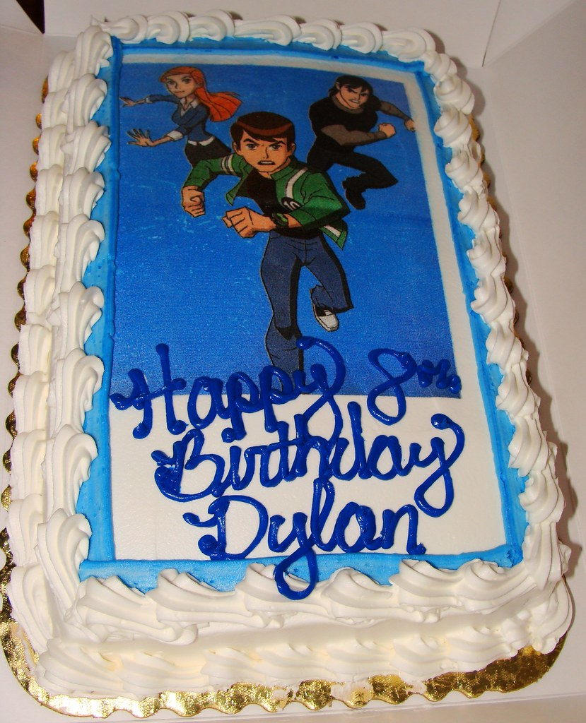 Birthday Cake Images To Son : Happy Birthday Dylan My son s cake for his 8th birthday ...