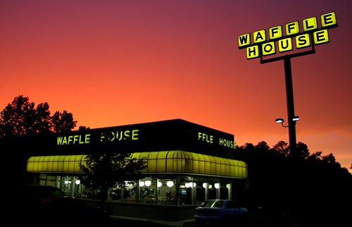 WAFFLE HOUSE | by xrahy
