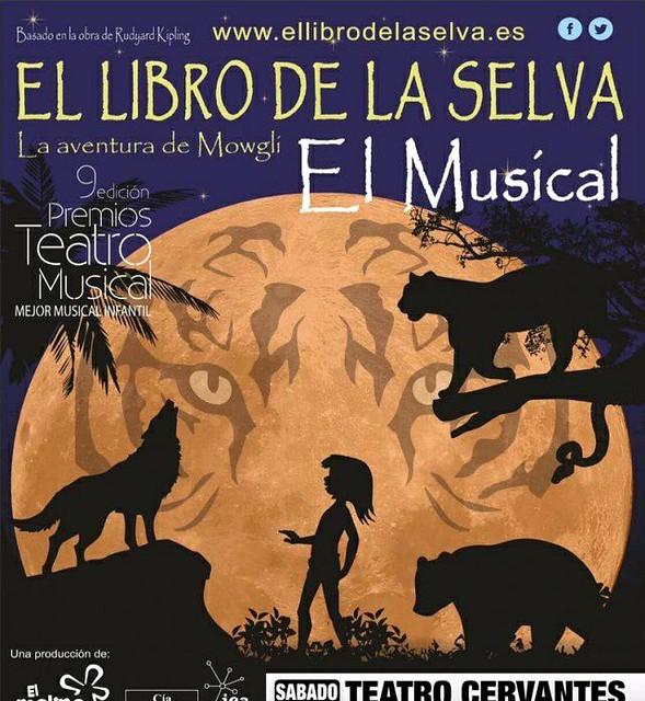 "Musical ""El libro de la selva"""