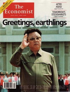 Front page of The Economist, 17 June 2000 | by Lars Plougmann