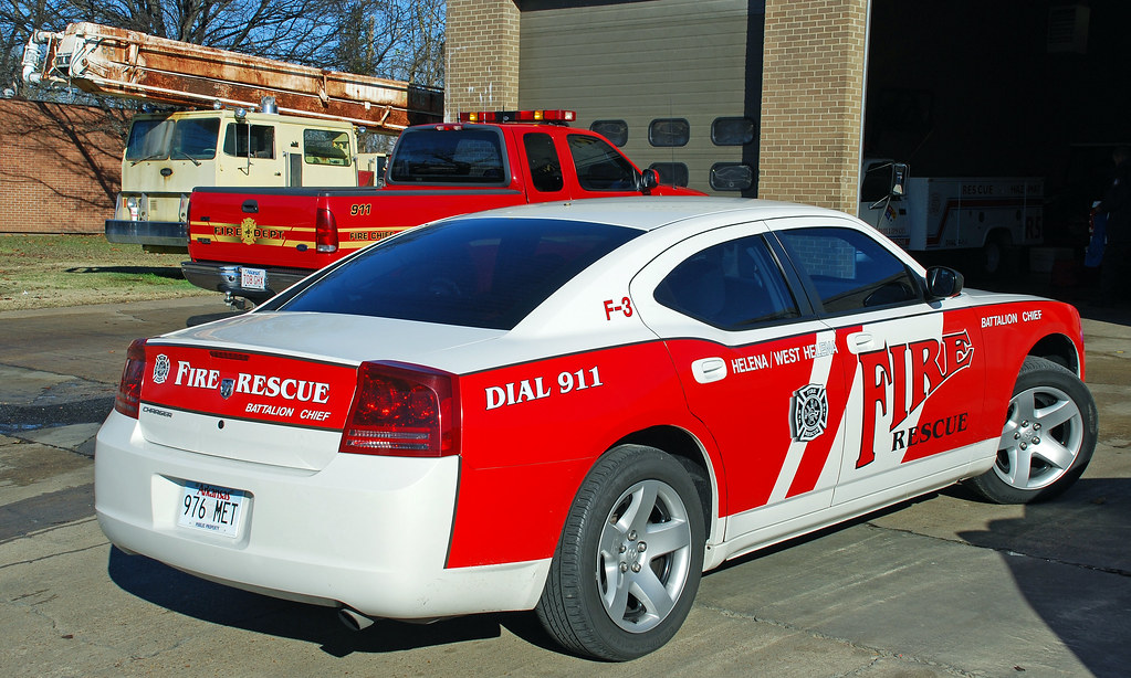 Cal Fire Map >> Helena Fire Chief | Dodge Charger of the Battalion Chief in … | Flickr