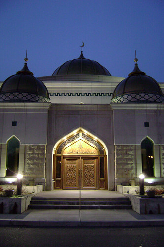 Mosque Entrance | by Just Us 3
