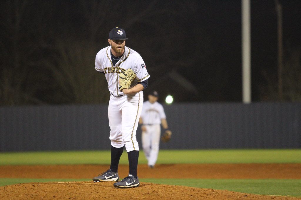 ETBU Baseball vs. Centenary (Feb. 10, 2017)