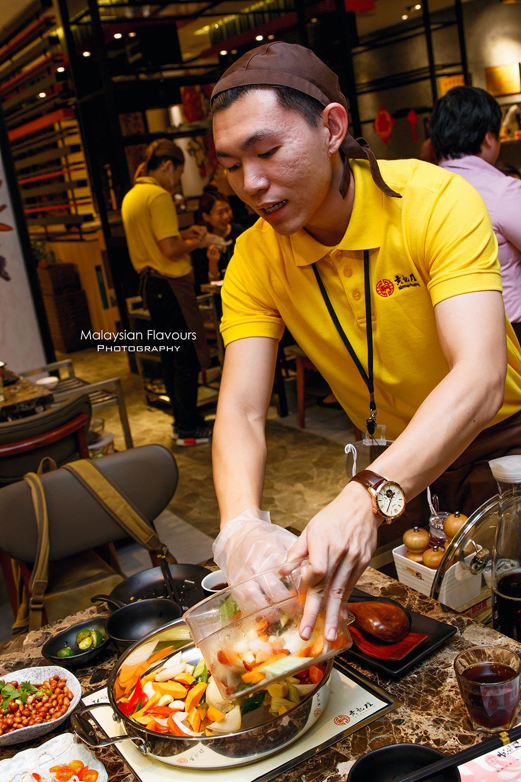 Simmer Huang 黃記煌三汁焖锅