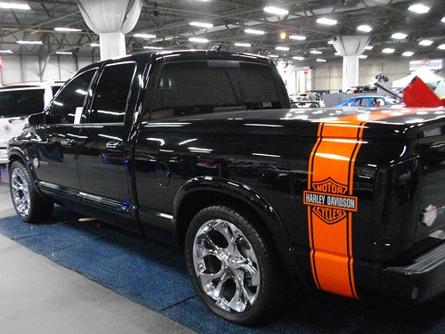 New Ram Truck >> 2005 Dodge Ram Harley Davidson Truck *   blondy   Flickr