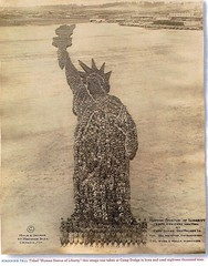 Human Statue of Liberty | by *cHARLIe 2112(^:*