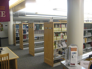 Reference Stacks | by chelmsfordpubliclibrary