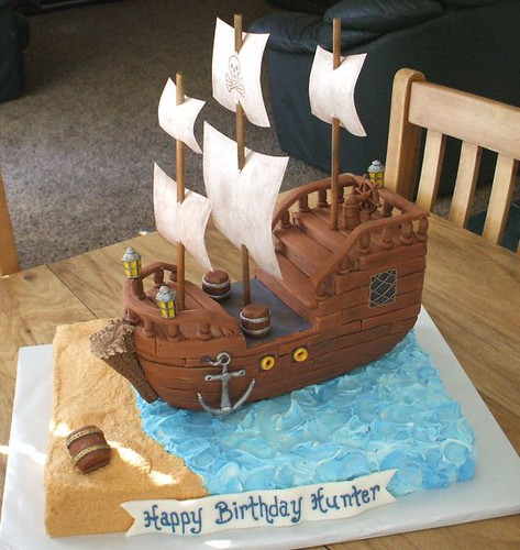 Jake The Pirate Cake Images