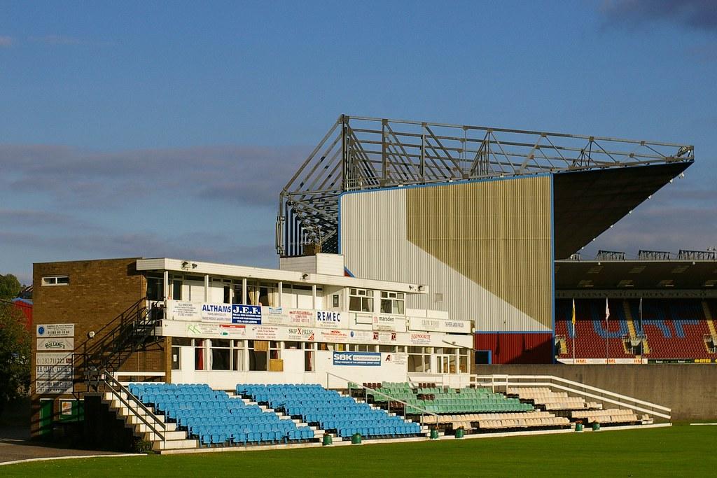 Burnley Cricket Club Pavilion Burnley 1 Fulham 0