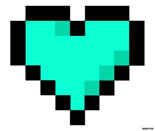bit-heart-7 | MMAFT _ | Flickr