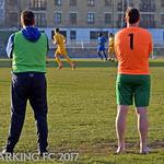 Sporting Bengal United FC v Barking FC - Saturday February 18th 2017