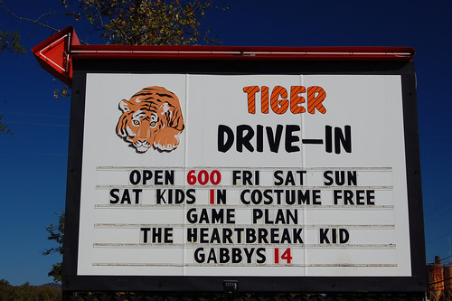 Tiger Drive-In | by MilkaWay