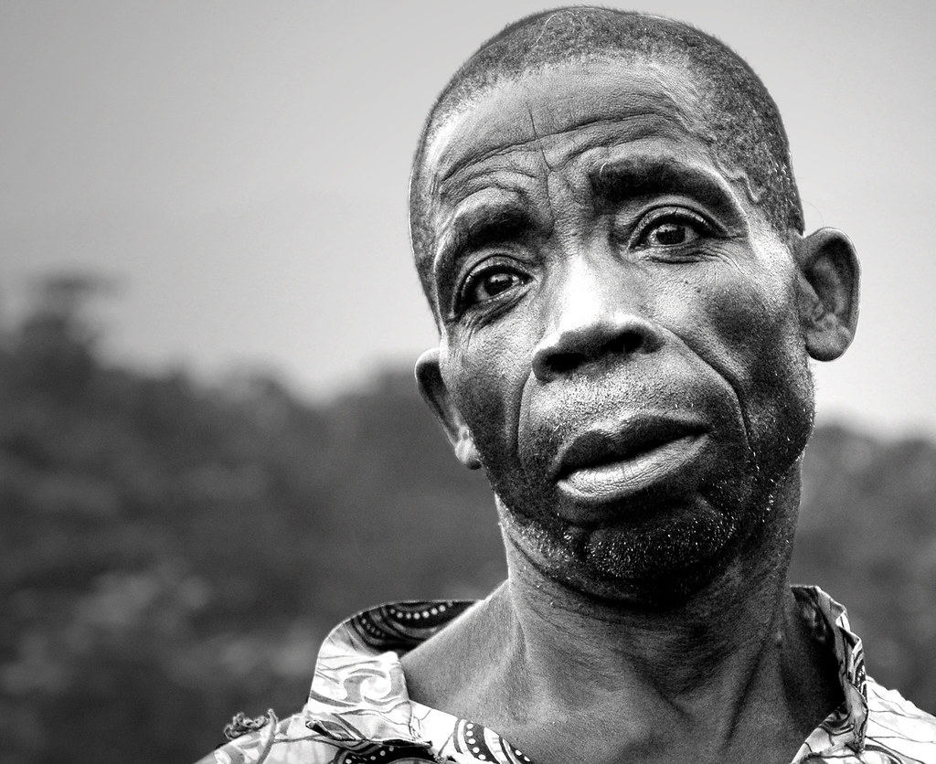 Faces of Congo | So many people have asked the story ...