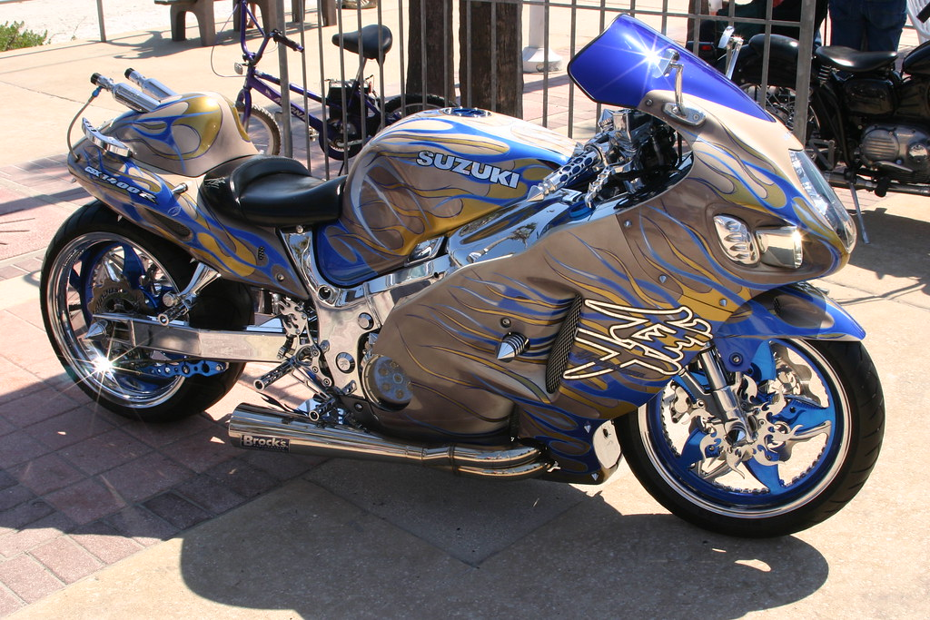 Suzuki Motorcycles For Sale In Los Angeles