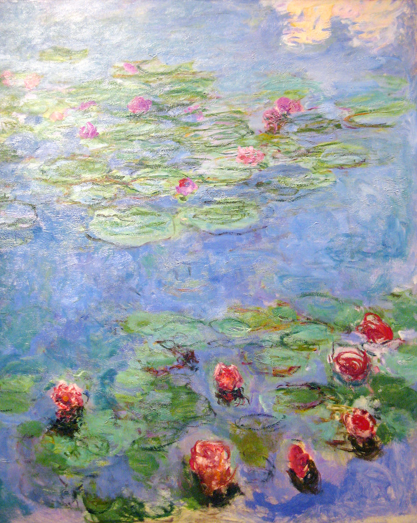 About Monet S Paintings