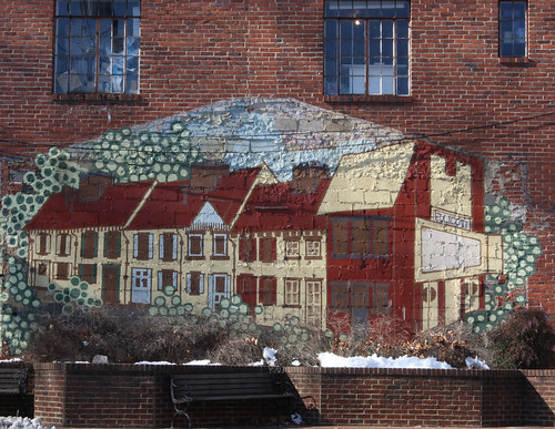 Wall Mural in Ellicott City MD | by photo_paddler