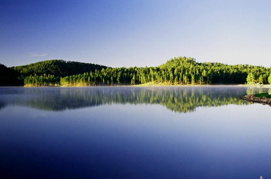 Stockade Lake, Custer State Park, South Dakota   Yasha
