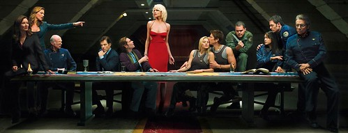 battlestar galactica Last Supper | by Alejo Ferrada