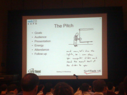 Elevator Pitch Slide | by JF10