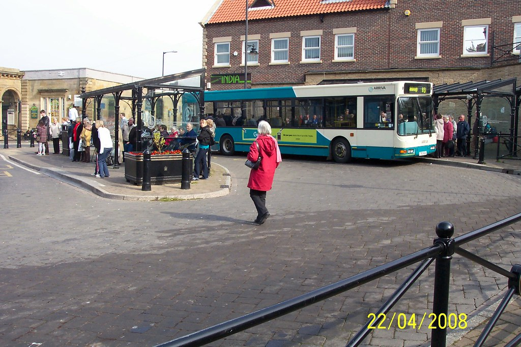 WHITBY BUS STATION | Flickr - Photo Sharing!